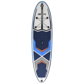 "STX SUP 10'6"" x 32 Freeride blue / white / orange"