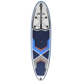 """STX SUP 10'6"""" x 32 Freeride blue / white / orange"""