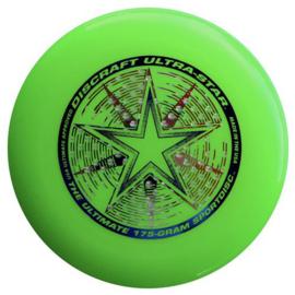 Discraft Frisbee Ultrastar Fluor green 175 gram