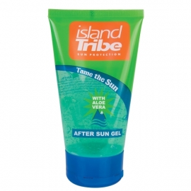 Island Tribe Aftersun gel Aloe Vera 125ml