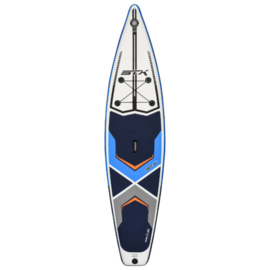"STX SUP 11'6"" x 32 Tourer blue / white / orange"
