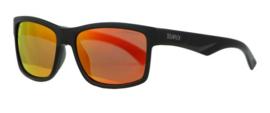 APHEX Sunglass Orbit matt black frame revo red lens Nirtech Pro