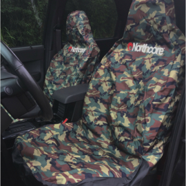 Northcore car seat cover single camo