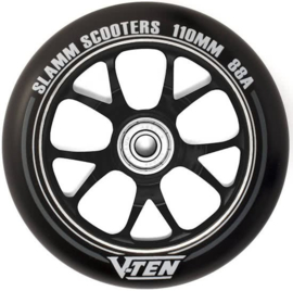 SLAMM 110mm wiel V-Ten II met lagers