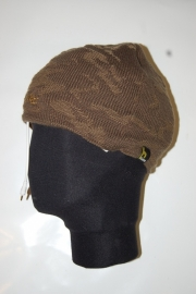 ONEILL Audio Beanie Brown