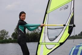 Dagcursus Windsurfen zaterdag  31 augustus van 10 tot 15 uur