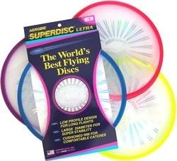 AEROBIE Superdisc Utlra frisbee