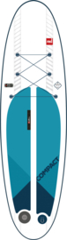 "RED Compact 9'6"" inflatable Sup board"
