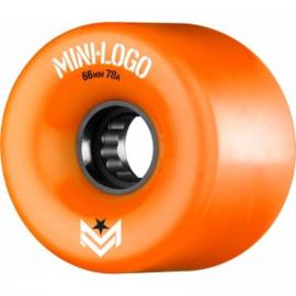 Mini Logo A-Cut 66mm 78A Wheels