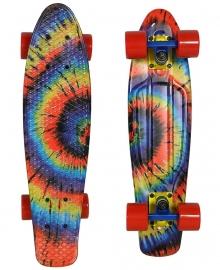 "Urban Vintage Tie Dye 22,5"" skateboard"