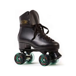 RSI Rollerskate Quad green wheels