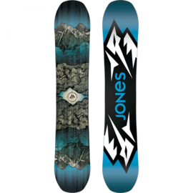 Jones Mountain Twin 2019 snowboard