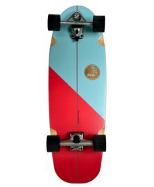 """SLIDE Surfskate  Gussie  Amuitz 31 """" Slide"""