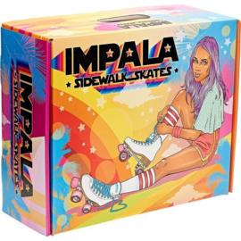 IMPALA Rollerskates Spiegel CHROME