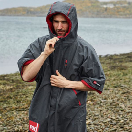 RED PADDLE co Pro Change Jacket (Poncho)