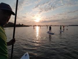 Woensdag SUPTOUR Zoetermeer 28 juli start 19.15 uur