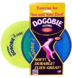 Aerobie Dogobie Frisbee voor de hond