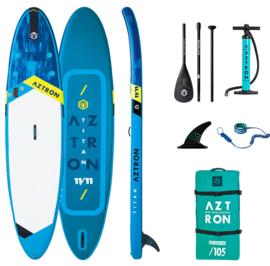 """AZTRON Titan 11'11"""" 2.0 opblaas supboard"""