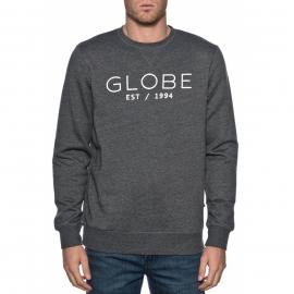 GLOBE Mod Crew II Sweater black marle