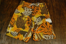 Reef Boardshort Fly orange
