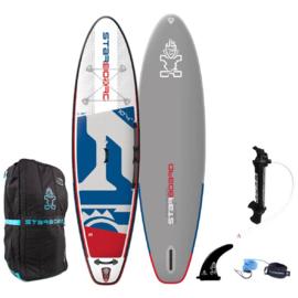 "STARBOARD inflatable iGO 12'0 x 33"" Deluxe"