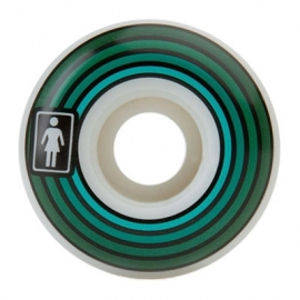 Girl Derby Stout Wheels 54mm