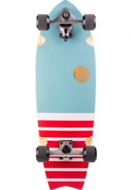 SLIDE Surfskate Fish MARINE 32″  Surf Skateboards