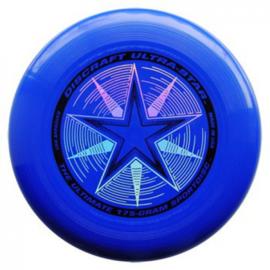 Discraft Frisbee Ultrastar Blue Sparkle 175 gram