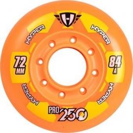 Hyper Inline Skate  Pro 250 Hockey Wheels 72mm 84A