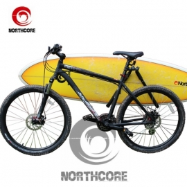 NORTHCORE Lowrider Surfboard Bike Rack
