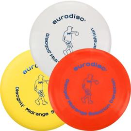Eurodisc Discgolf Midrange High Quality