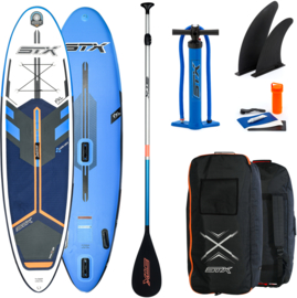 "STX Freeride 9'8"" Windsurf Sup + Junior tuigage"