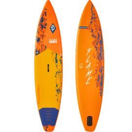 AQUATONE SUP Flame 12'6 ″ opblaas  supboard