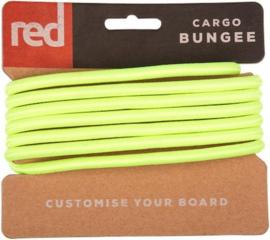 RED Bungee cord ( elastiek) 1,95 cm Yellow