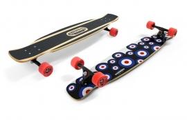 Hammond Kasbah kompleet longboard