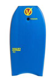 "VISION Ultra 42"" bodyboard blue/yellow"