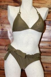 O'Neill Belt Triangle bikini olive