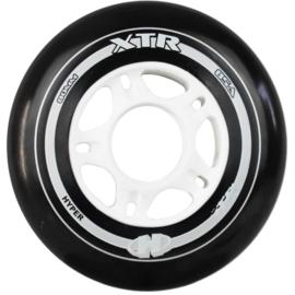 HYPER  XTR 80mm/85a wielen (8 stuks)