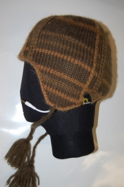 ONEILL Audio Beanie Brown Plus