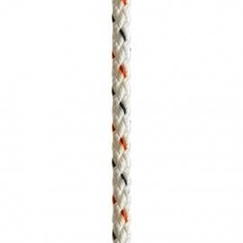 Marlow 8-voudig voorgerekt 4mm lijn wit