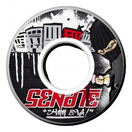 Senate Skate Wheels Painter 54mm 89a STUNTSKATE