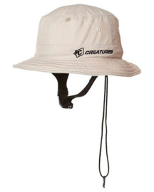 CREATURES Surf Bucket Hat chalk
