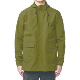 GLOBE Goodstock Utility Jacket Army