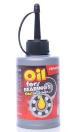 Bearing oil met pomp