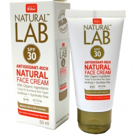 Natural Lab Island Tribe SPF 30 face cream 50ml