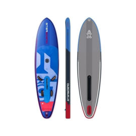 "STARBOARD 11'2""x 32"" inflatable Blend Deluxe board"