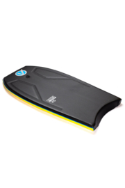 "VISION  Pro 42"" Slick Bodyboard black / yellow"
