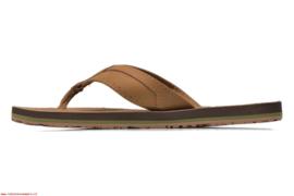 GLOBE Base slippers brown
