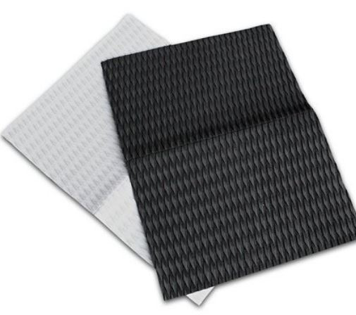 UNIFIBER Footpad Sheet 80 x 60 CM Diamond Groove