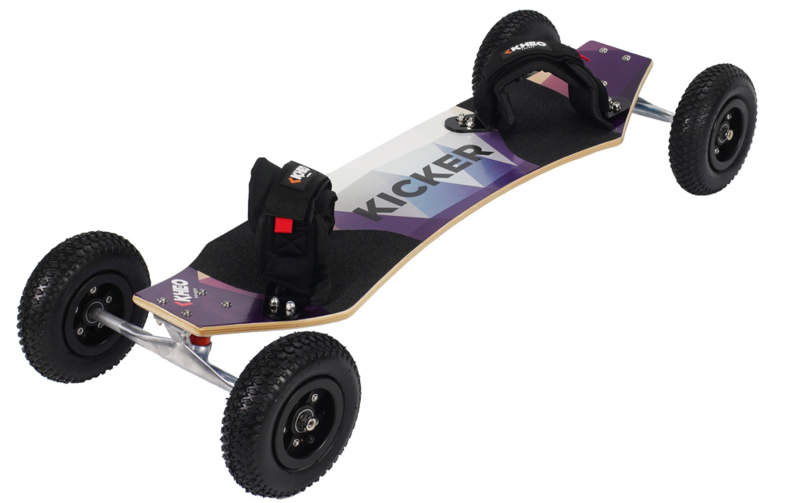 KHEO Kicker V3 mountainboard 8 inch wheels